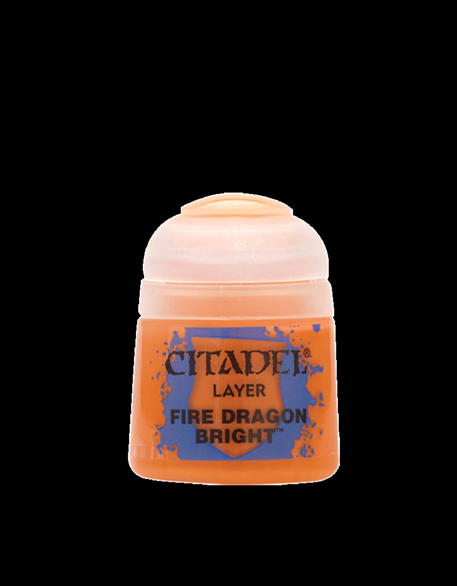 Games Workshop Citadel Layer: Fire Dragon Bright