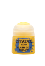 Games Workshop Citadel Layer: Flash Gitz Yellow