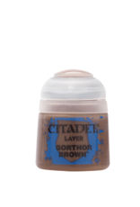 Citadel Citadel Layer: Gorthor Brown (12ml)