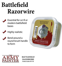 The Army Painter The Army Painter Battlefield Razorwire