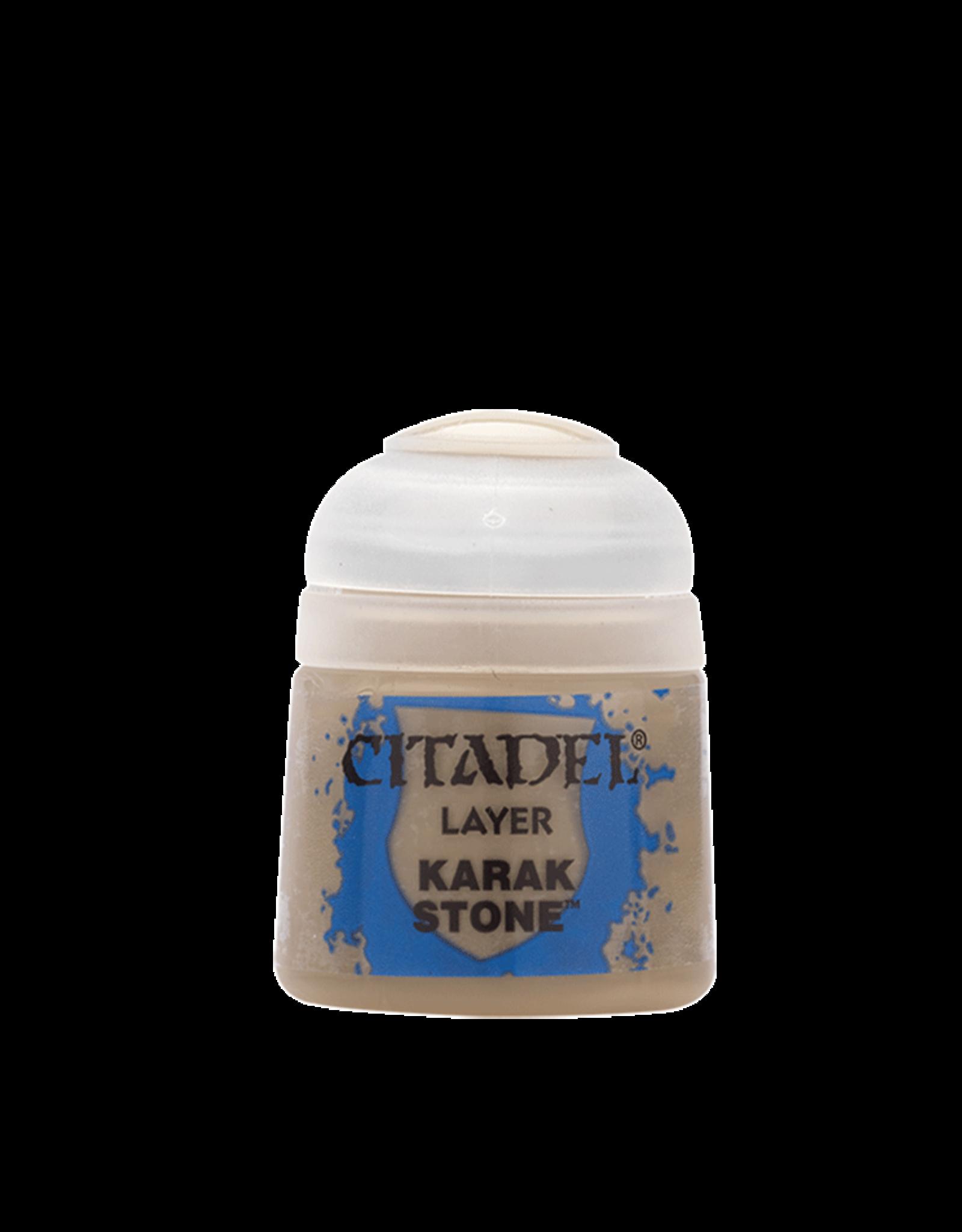 Citadel Citadel Layer: Karak Stone (12ml)