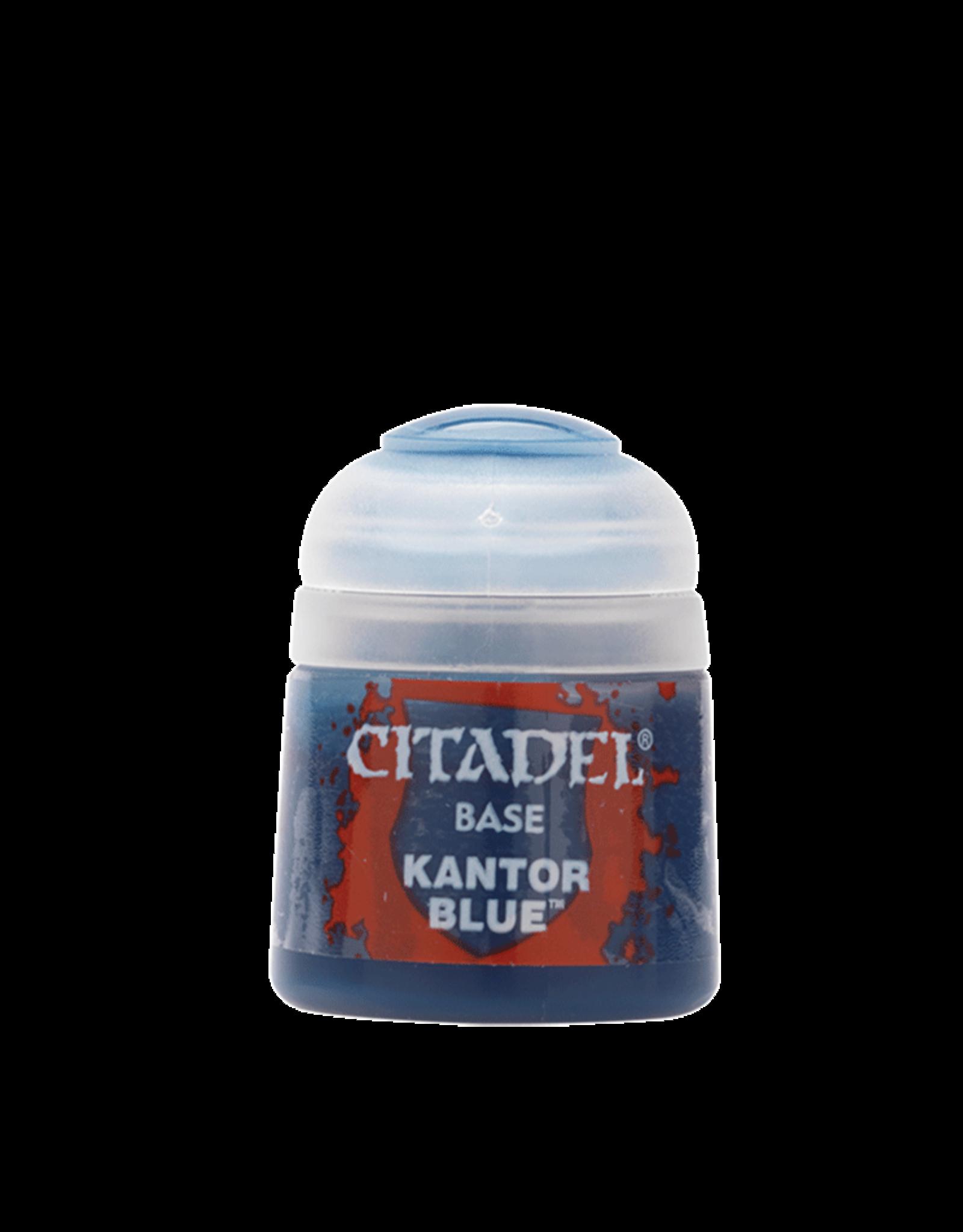 Citadel Citadel Base: Kantor Blue (12ml)