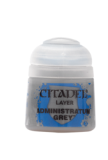 Games Workshop Citadel Layer: Administratum Grey