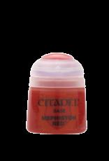 Citadel Citadel Base: Mephiston Red (12ml)