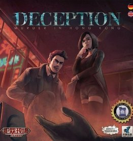 Grey Fox Games Deception: Murder in Hong Kong (EN/DE)