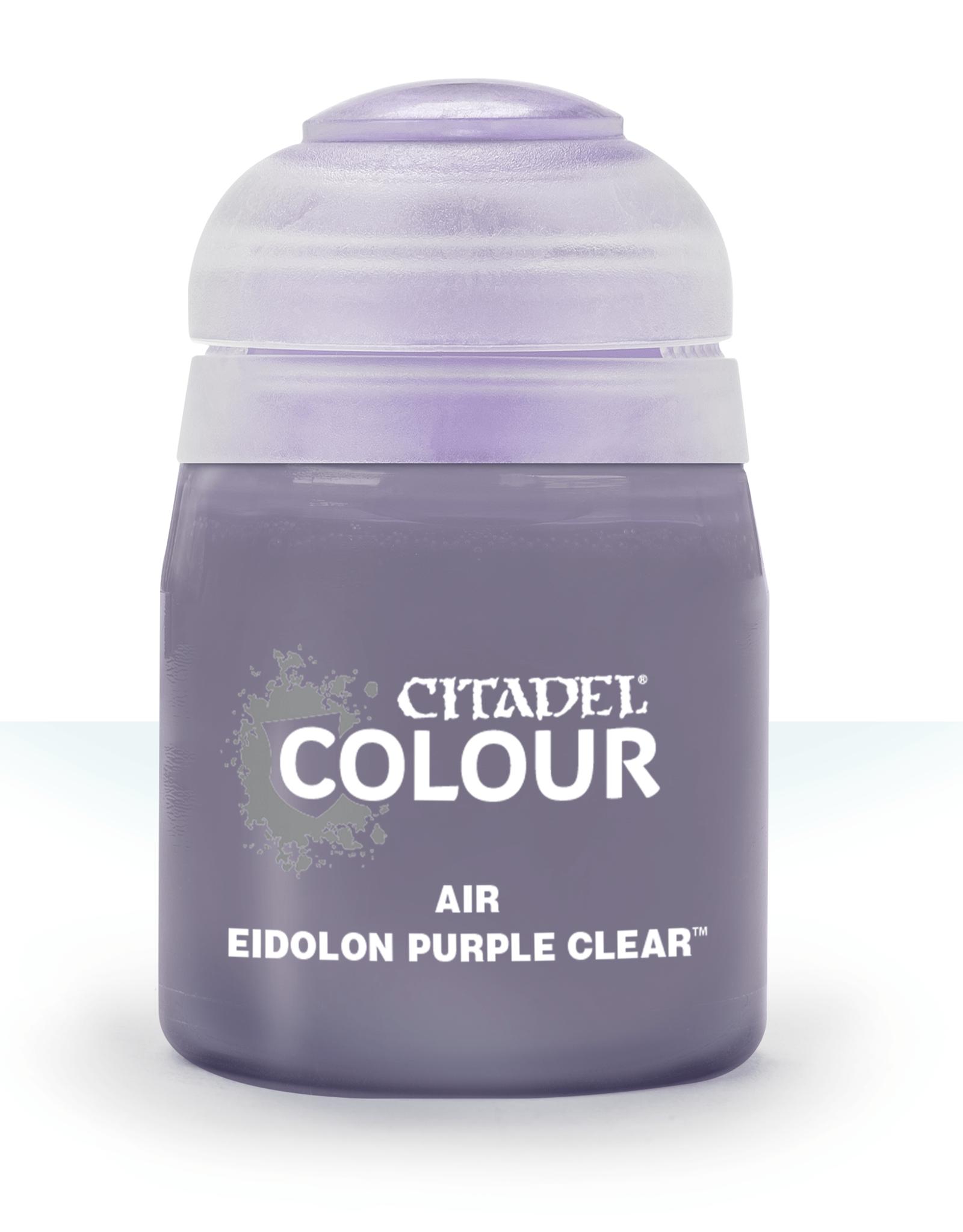 Games Workshop Citadel Air: Eidolon Purple Clear (24ml)