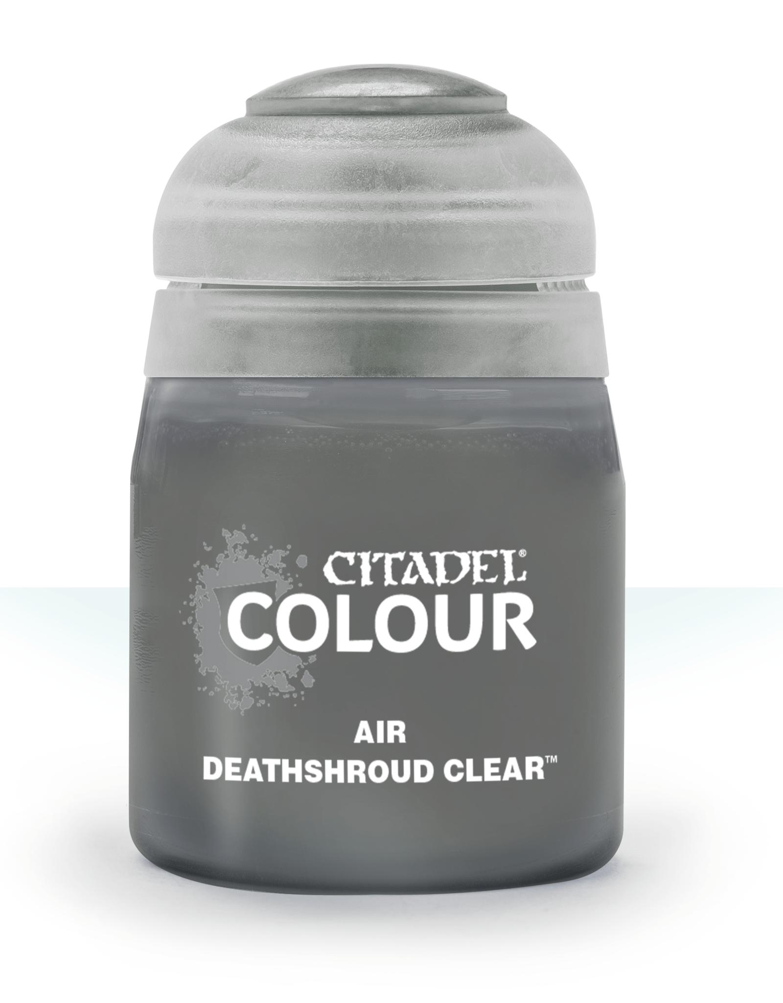 Games Workshop Citadel Air: Deathshroud Clear (24ml)