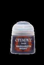 Games Workshop Citadel Base: Naggaroth Night