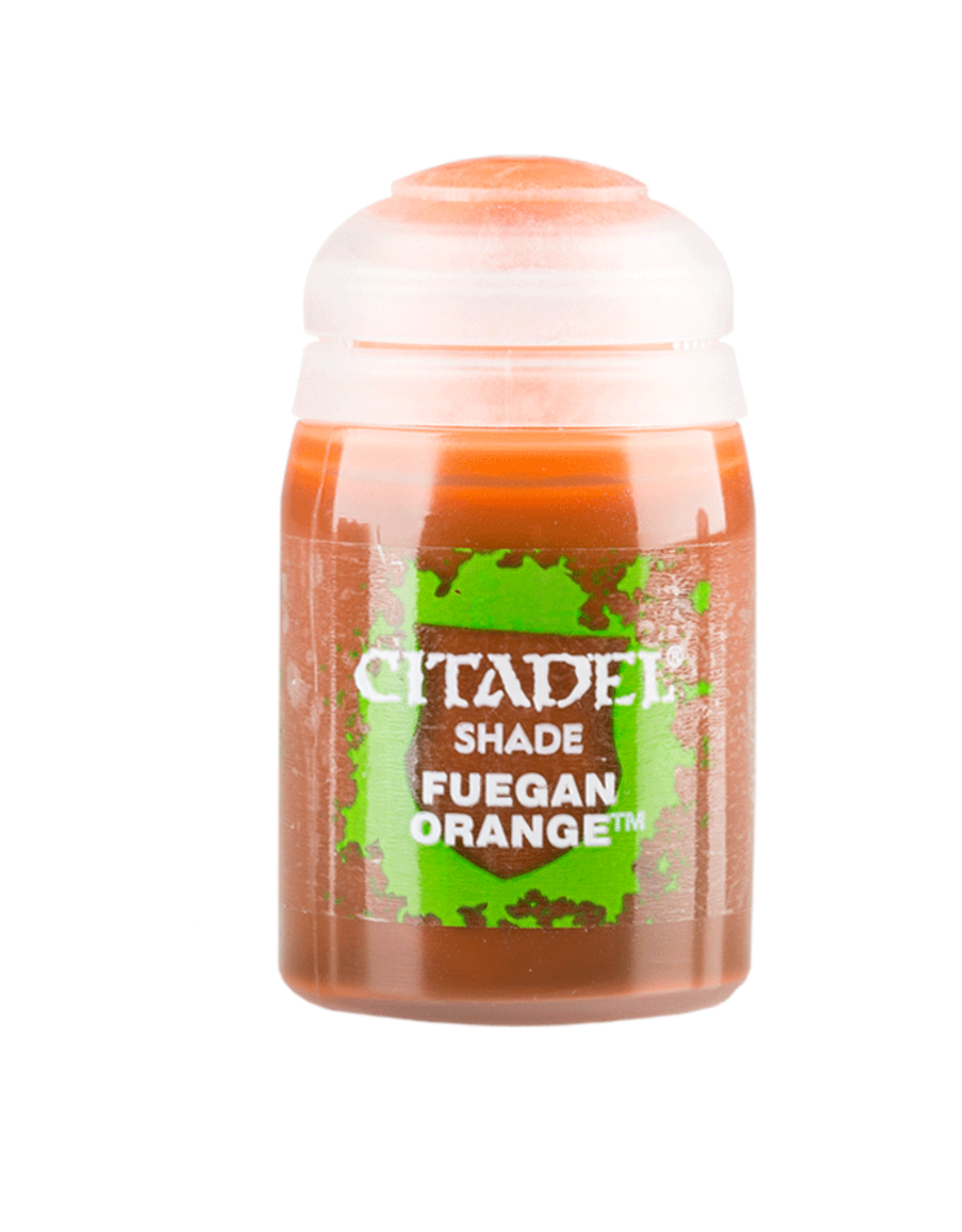 Citadel Citadel Shade: Fuegan Orange (24ml)