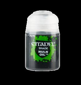 Games Workshop Citadel Shade: Nuln Oil (24ml)