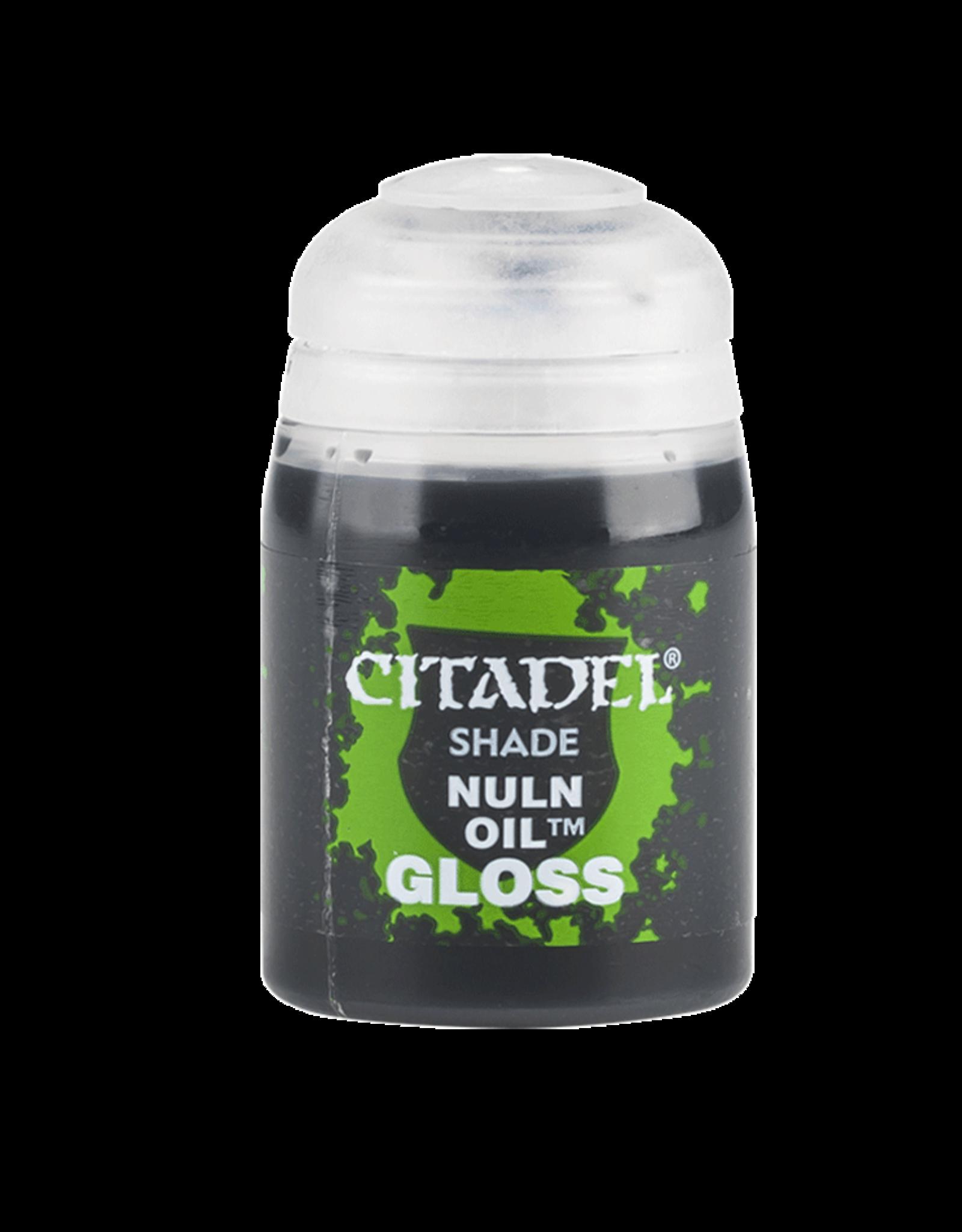 Games Workshop Citadel Shade: Nuln Oil Gloss (24ml)
