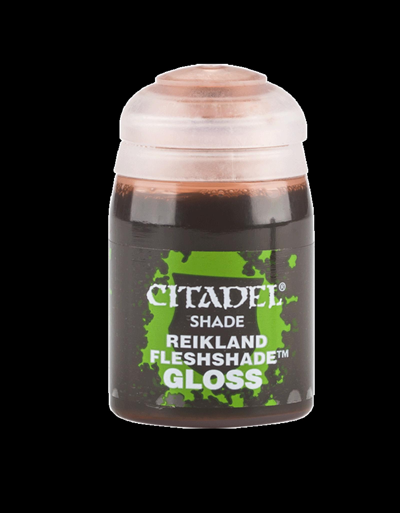 Games Workshop Citadel Shade: Reikland Fleshshade Gloss (24m