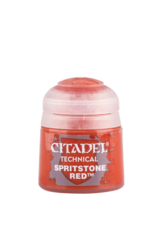 Games Workshop Citadel Technical: Spiritstone Red