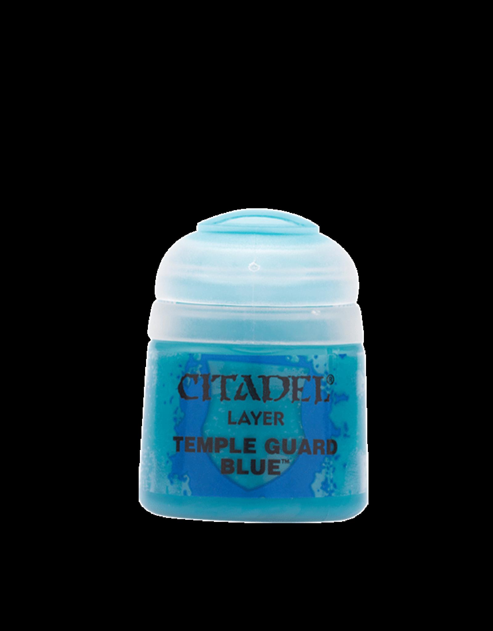 Citadel Citadel Layer: Temple Guard Blue (12ml)