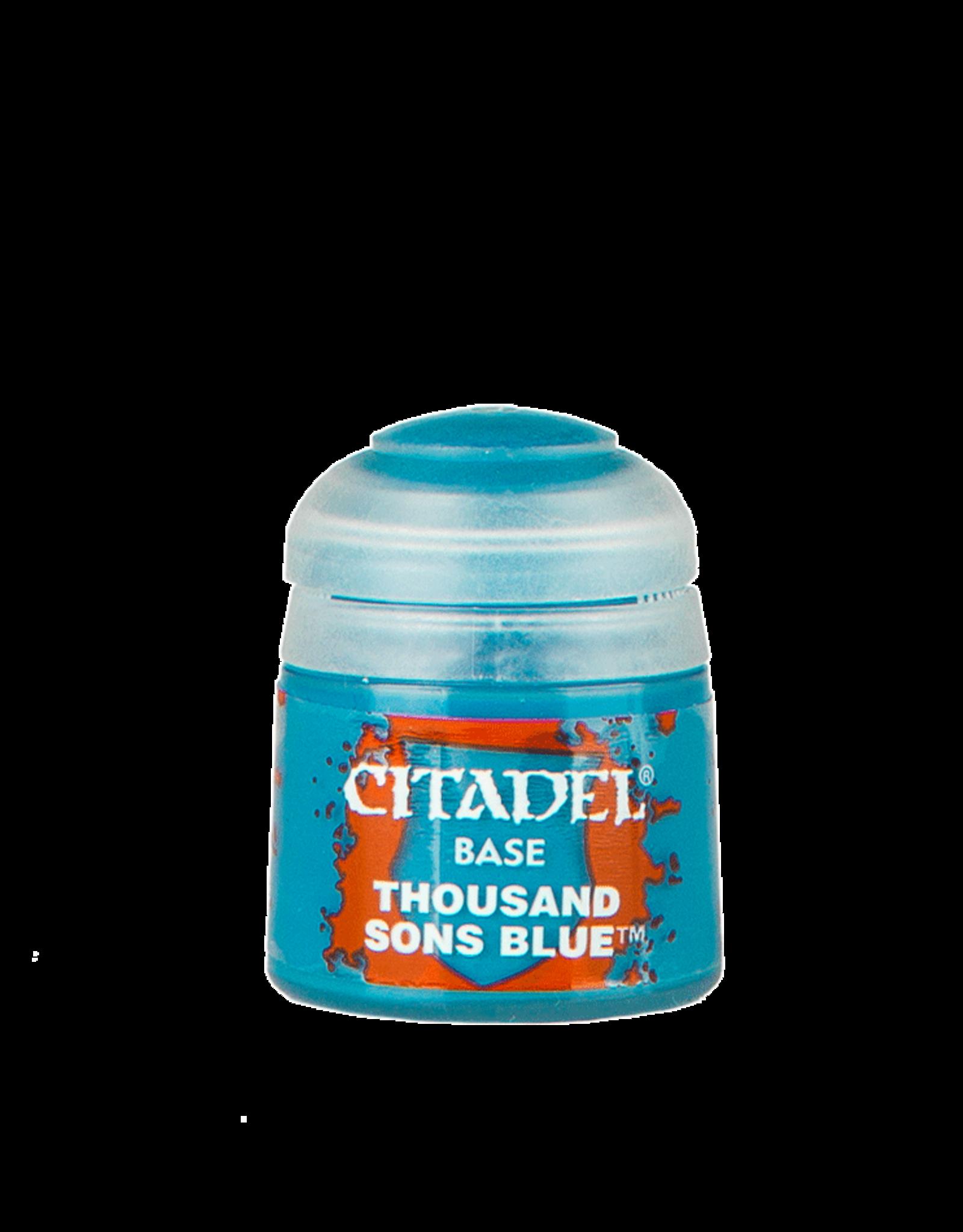 Citadel Citadel Base: Thousand Sons Blue (12ml)