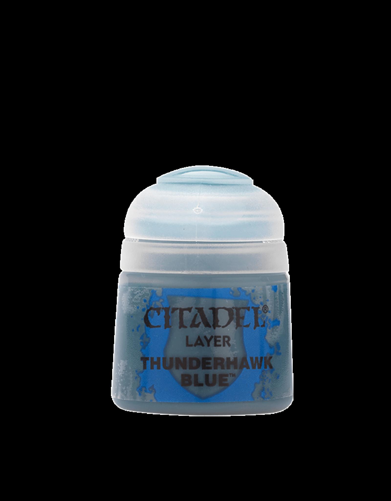 Games Workshop Citadel Layer: Thunderhawk Blue