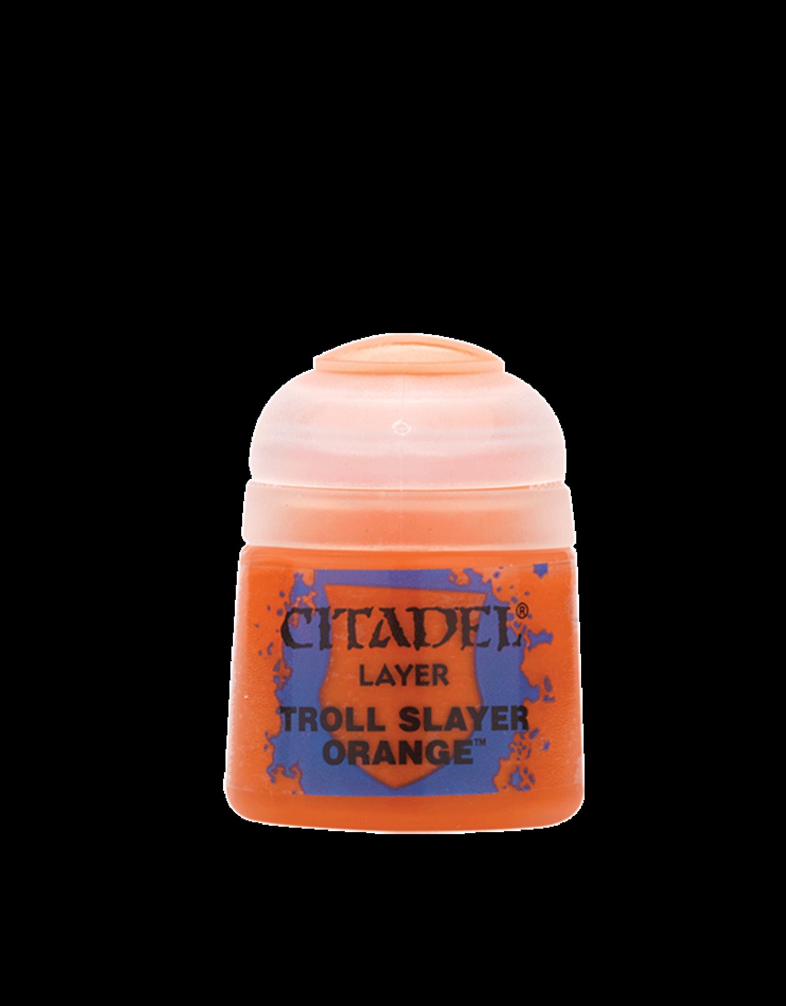 Citadel Citadel Layer: Troll Slayer Orange (12ml)