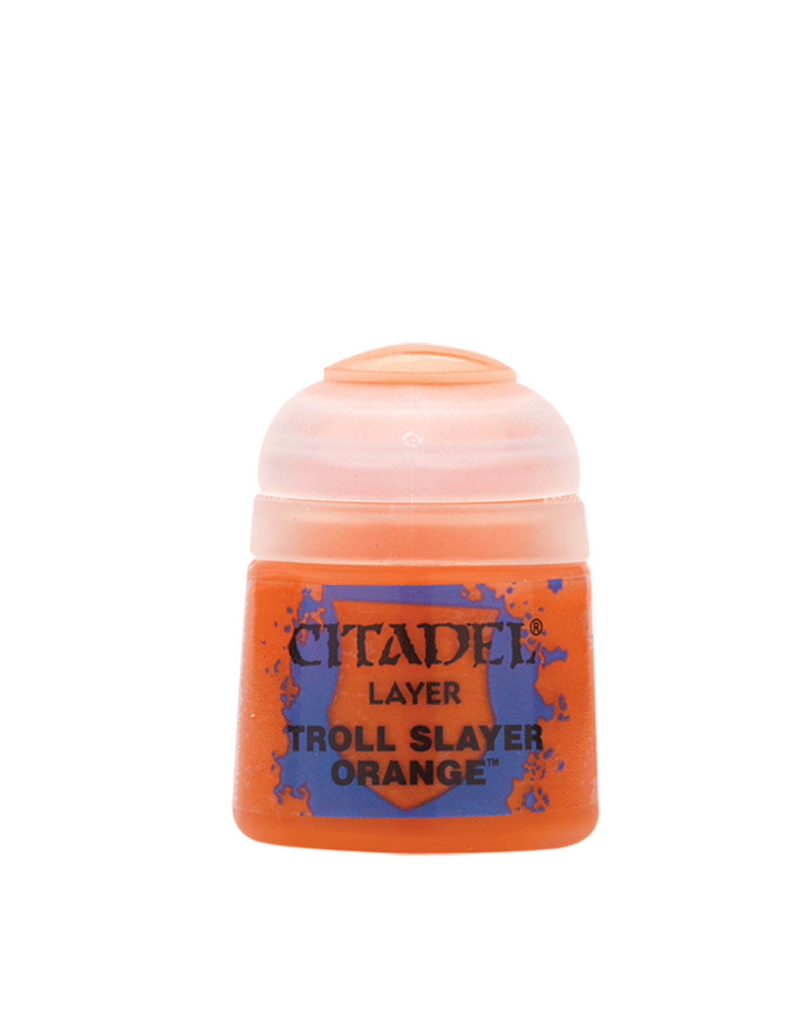 Games Workshop Citadel Layer: Troll Slayer Orange