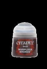 Citadel Citadel Base: Warplock Bronze (12ml)