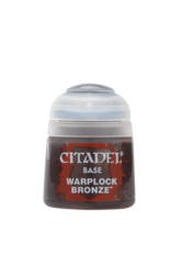 Games Workshop Citadel Base: Warplock Bronze