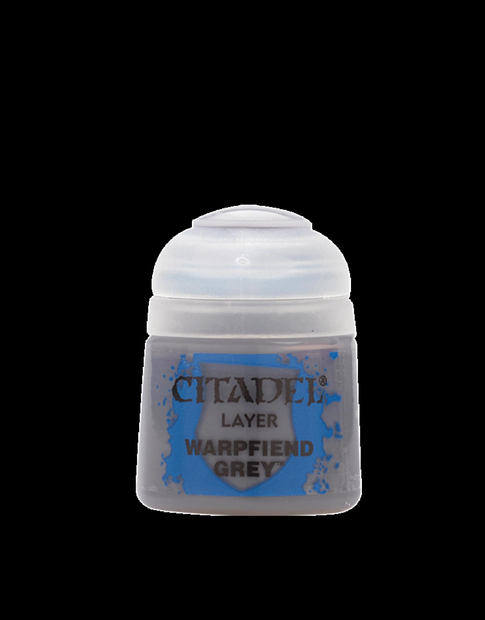 Citadel Citadel Layer: Warpfiend Grey (12ml)
