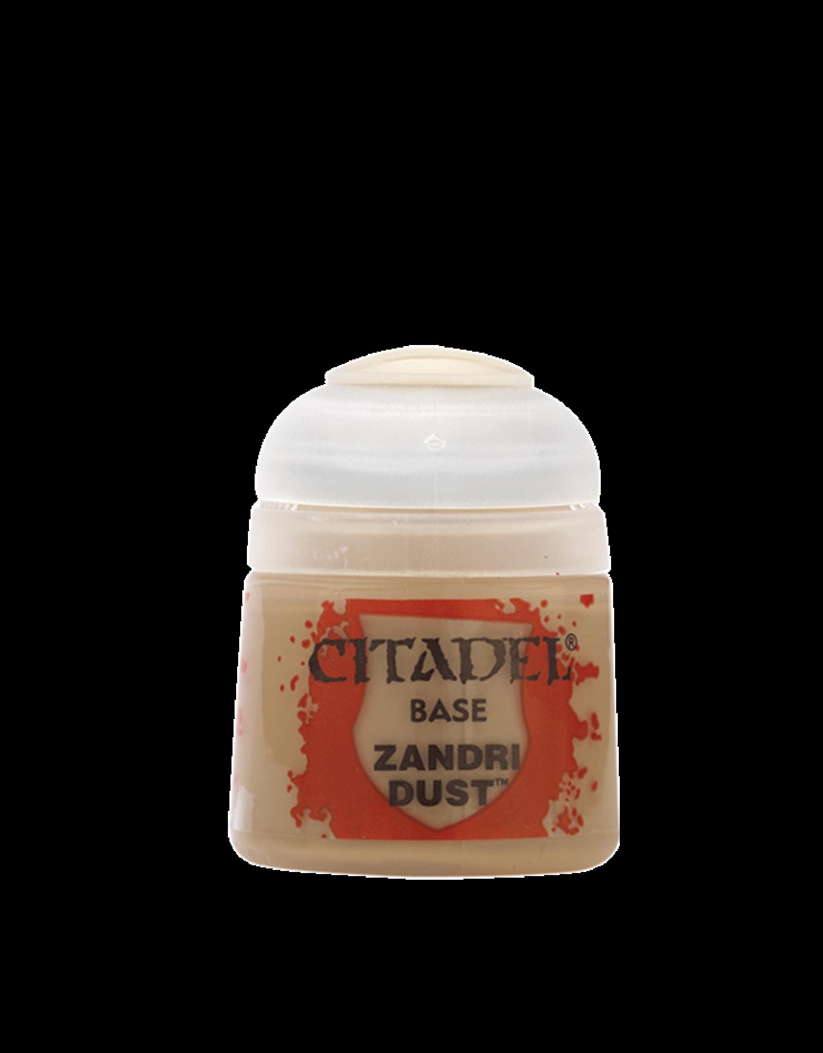 Games Workshop Citadel Base: Zandri Dust
