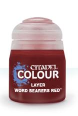 Citadel Citadel Layer: Word Bearers Red (12ml)