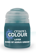 Games Workshop Citadel Layer: Sons of Horus Green (12ml)
