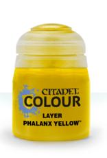Games Workshop Citadel Layer: Phalanx Yellow (12ml)