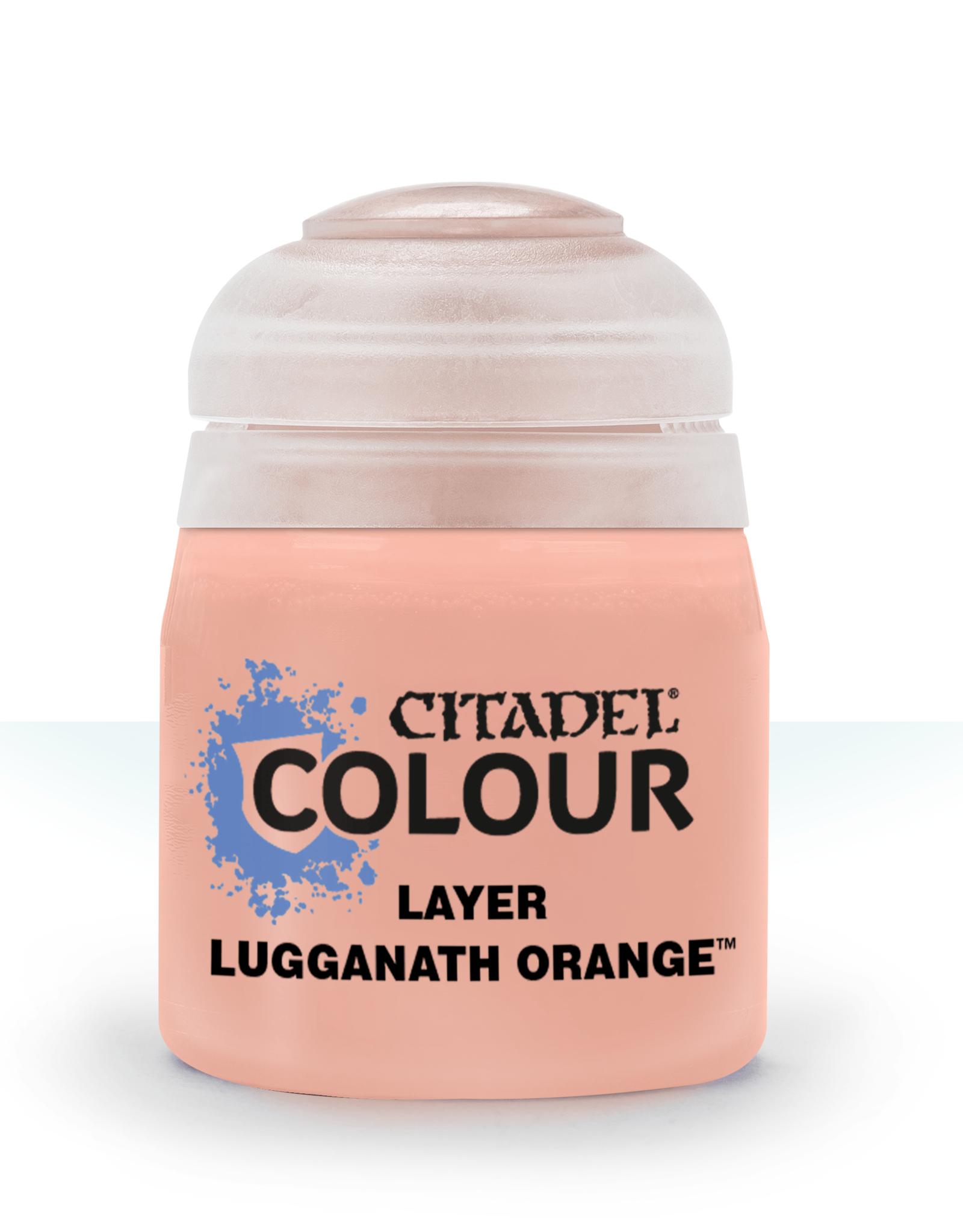 Games Workshop Citadel Layer: Lugganath Orange (12ml)