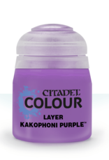Games Workshop Citadel Layer: Kakophoni Purple (12ml)