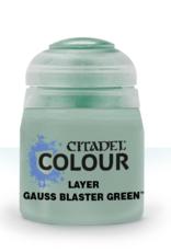 Citadel Citadel Layer: Gauss Blaster Green (12ml)
