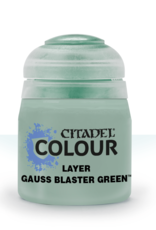 Games Workshop Citadel Layer: Gauss Blaster Green (12ml)