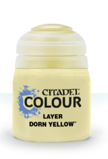 Games Workshop Citadel Layer: Dorn Yellow (12ml)
