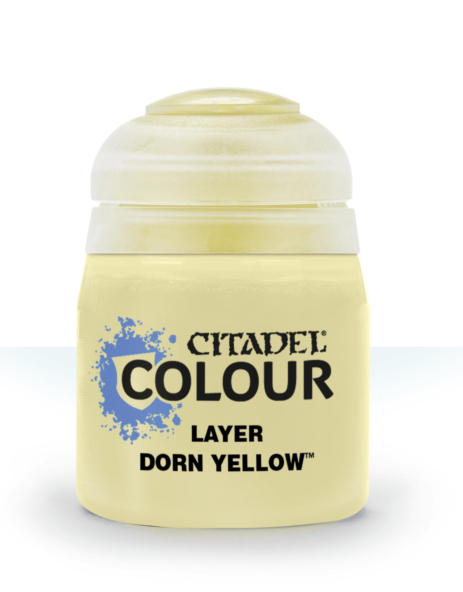 Citadel Citadel Layer: Dorn Yellow (12ml)