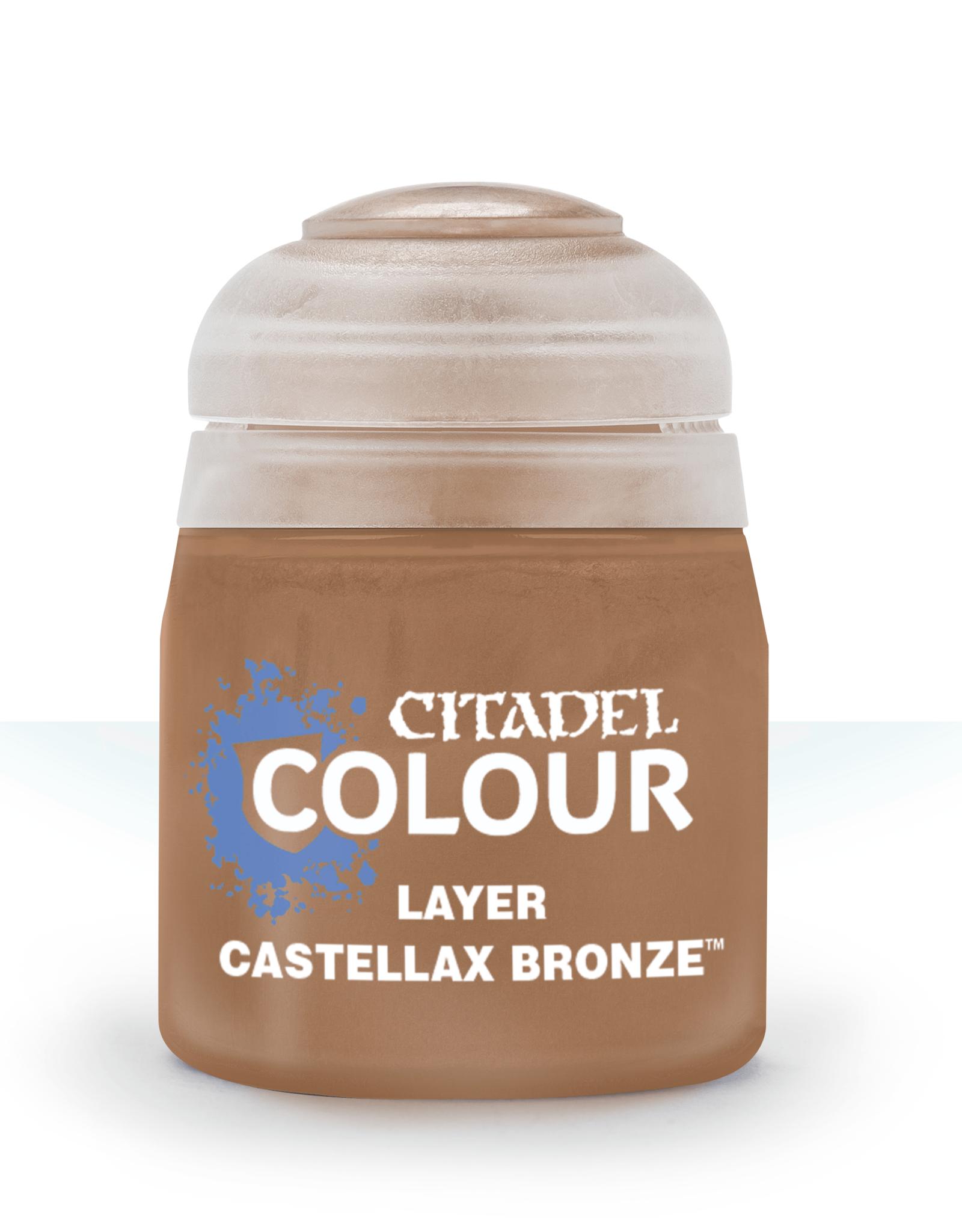 Citadel Citadel Layer: Castellax Bronze (12ml)