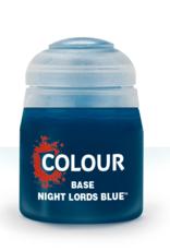 Games Workshop Citadel Base: Night Lords Blue (12ml)