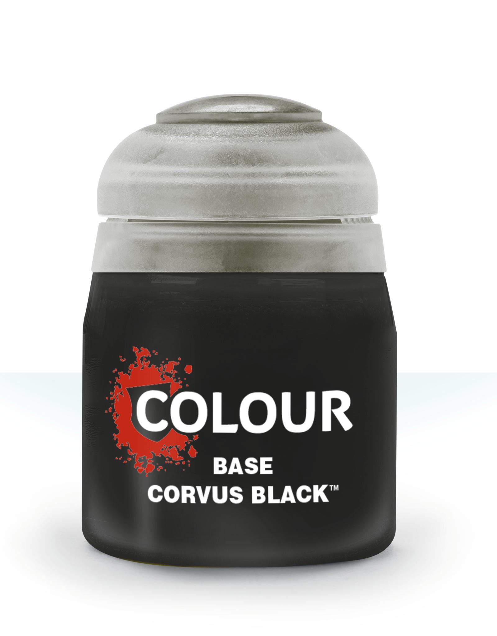 Citadel Citadel Base: Corvus Black (12ml)