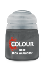 Games Workshop Citadel Base: Iron Warriors (12ml)