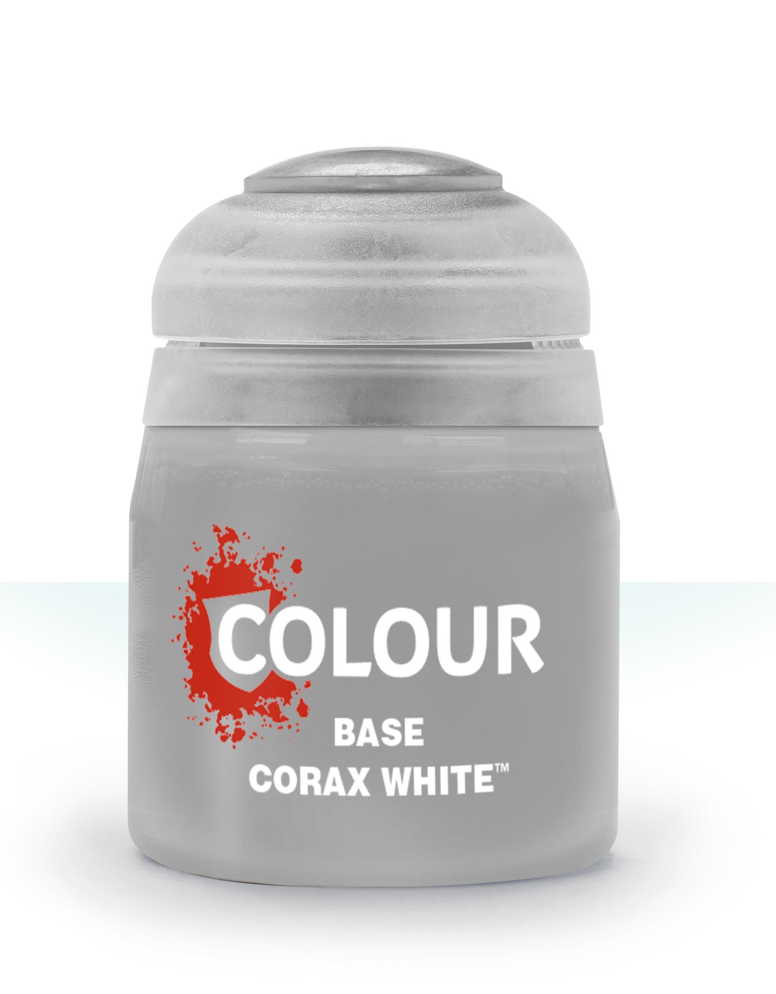 Games Workshop Citadel Base: Corax White (12ml)