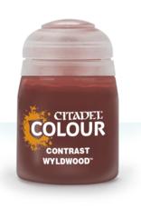 Games Workshop Citadel Contrast: Wyldwood (18ml)
