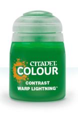 Games Workshop Citadel Contrast: Warp Lightning (18ml)