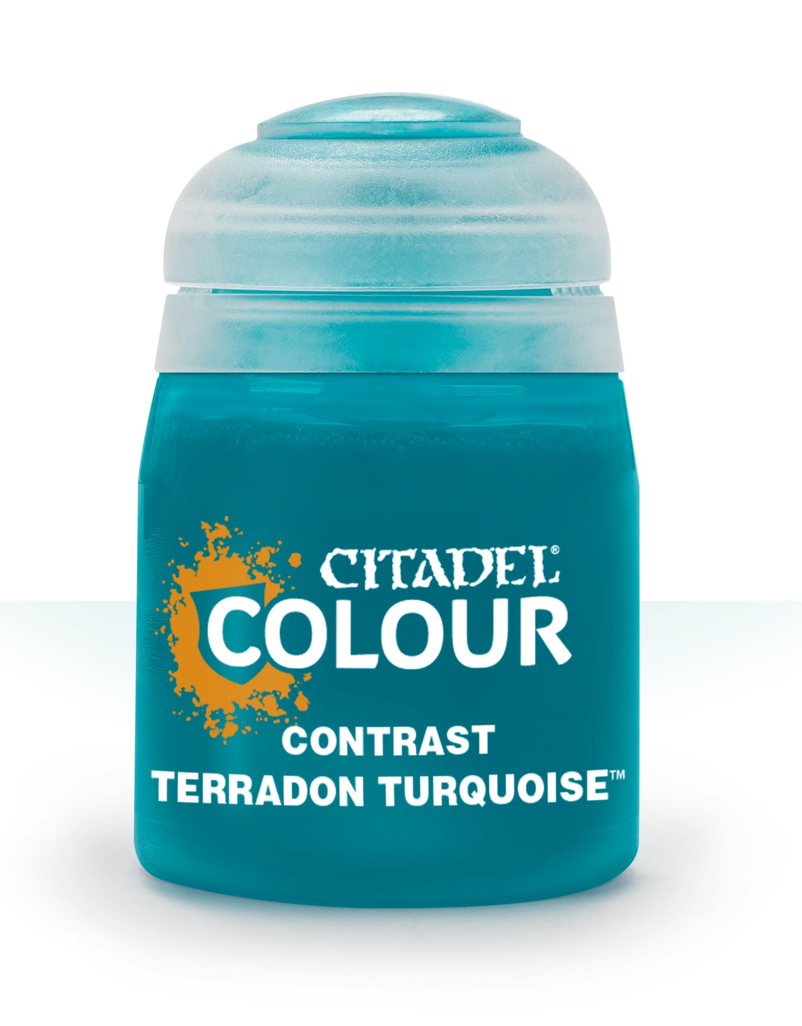 Games Workshop Citadel Contrast: Terradon Turquoise (18ml)