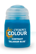 Games Workshop Citadel Contrast: Talassar Blue (18ml)