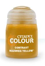 Games Workshop Citadel Contrast: Nazdreg Yellow (18ml)