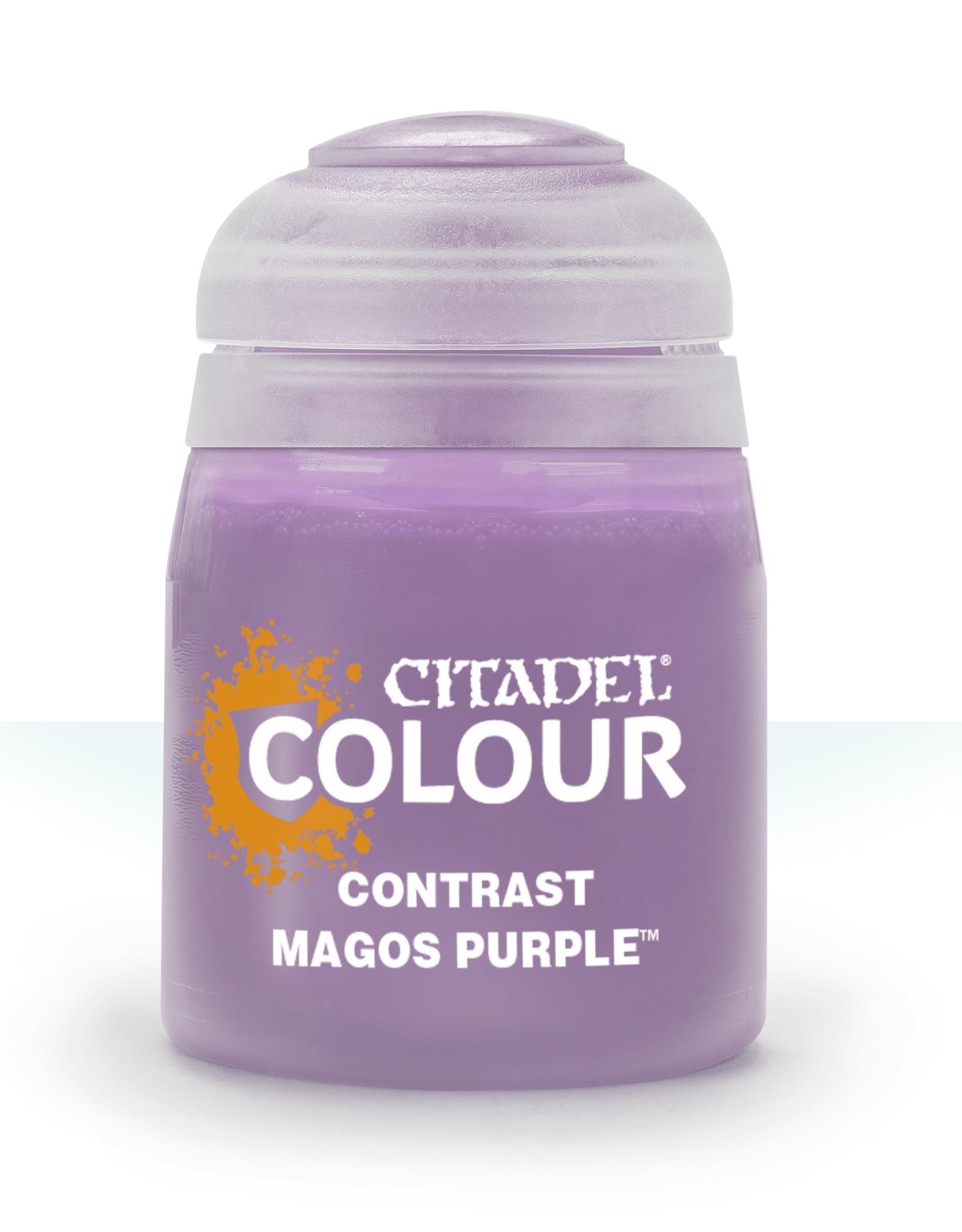 Games Workshop Citadel Contrast: Magos Purple (18ml)