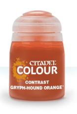 Games Workshop Citadel Contrast: Gryph-Hound Orange (18ml)