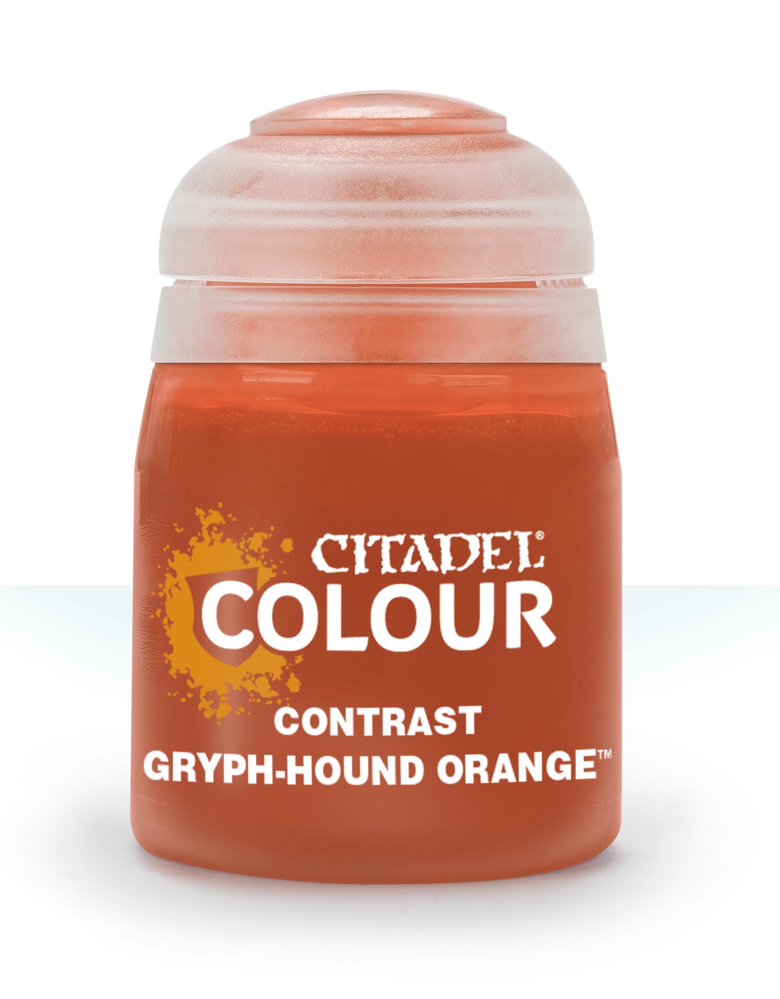 Citadel Citadel Contrast: Gryph-Hound Orange (18ml)