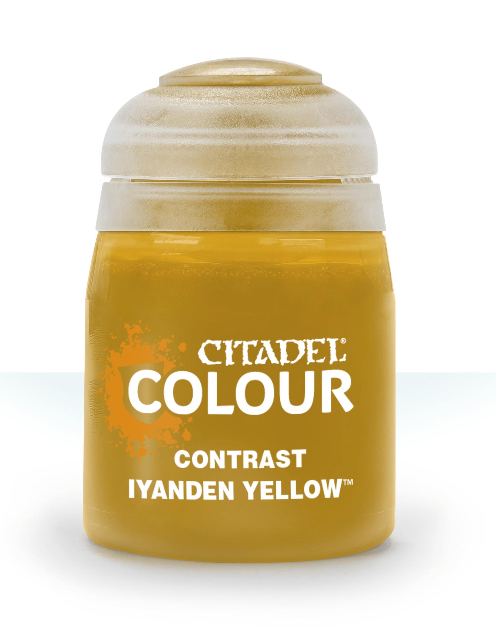 Games Workshop Citadel Contrast: Iyanden Yellow (18ml)