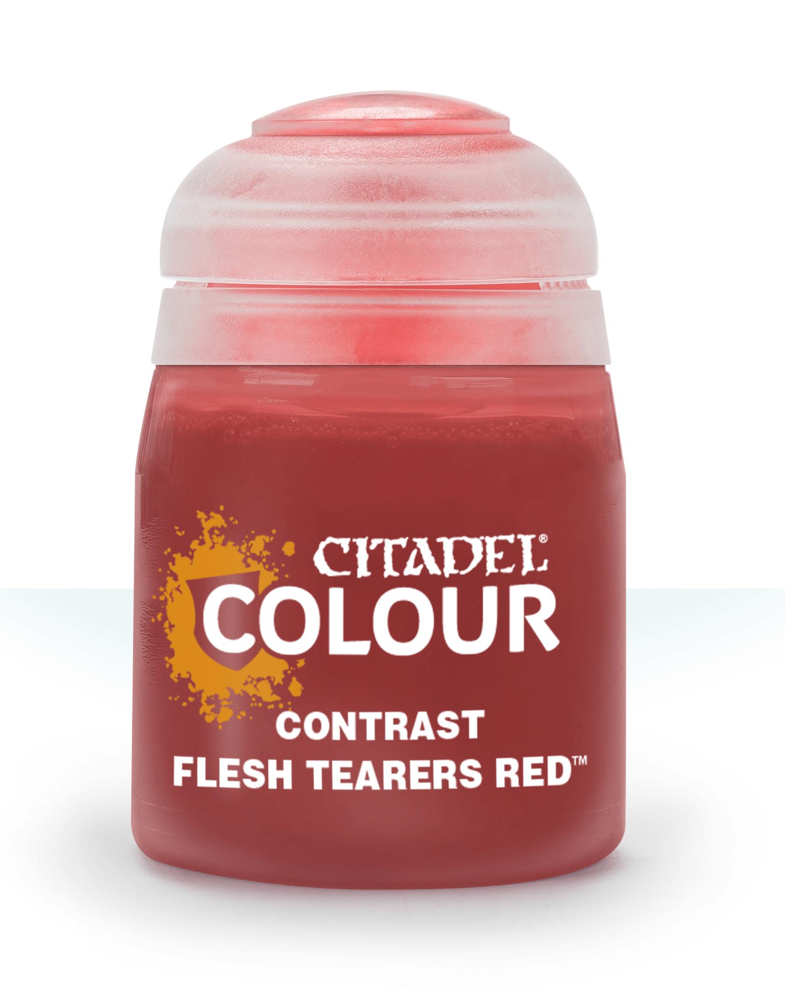 Citadel Citadel Contrast: Flesh Tearers Red (18ml)